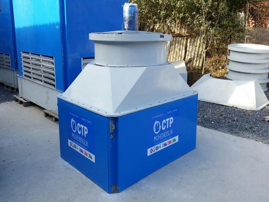 CTP Soğutma Kuleleri